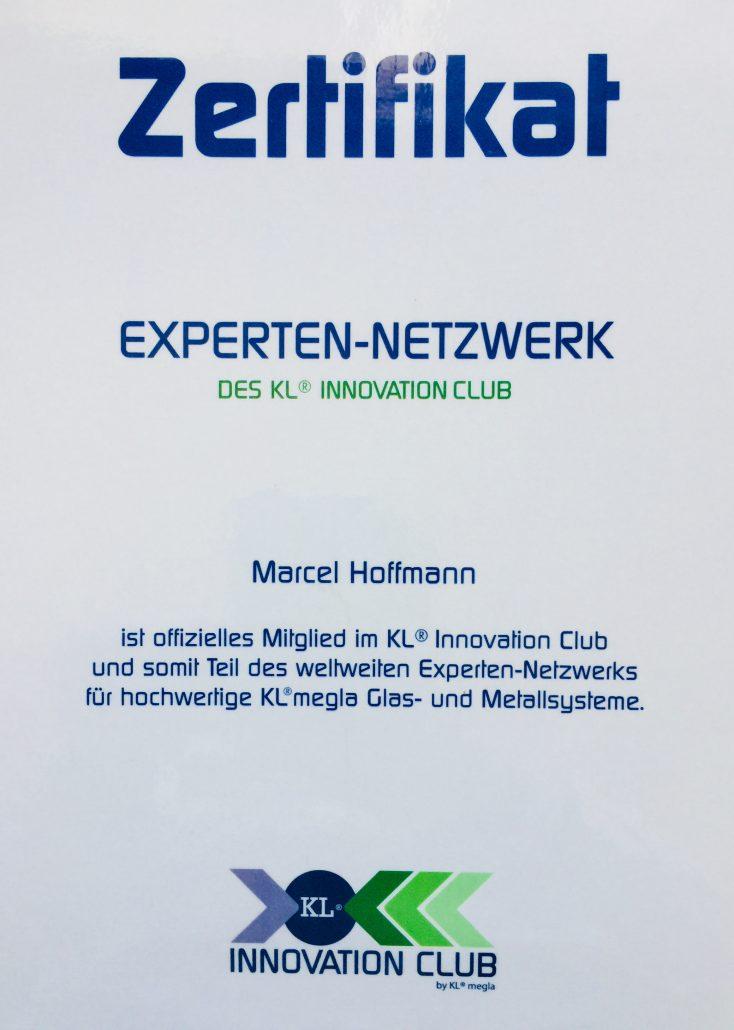 KL Zertifikat GTH