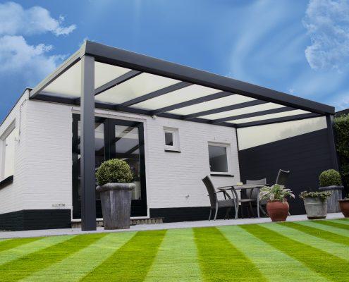 Terrassendach Deponti Aluminium