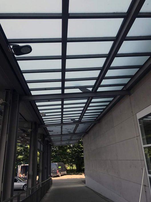 Dachverglasung Karlsruhe